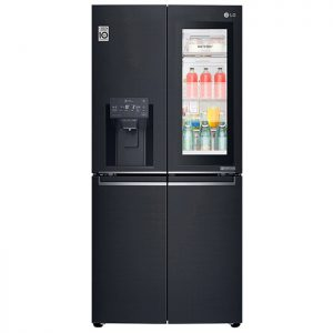570L Slim French Door Fridge