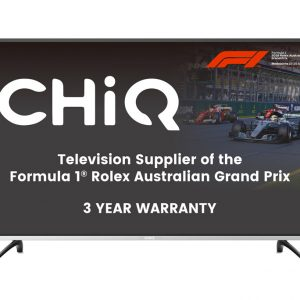 CHIQ 4K UHD SMART LED LCD TELEVISION 50