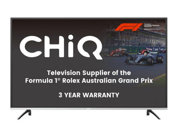 CHIQ 4K UHD SMART LED LCD TELEVISION 50